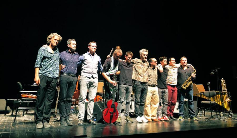 Malaga Malaga Ernesto Aurignac desembarca con Plutón en el Festival Internacional de Jazz del Teatro Cervantes
