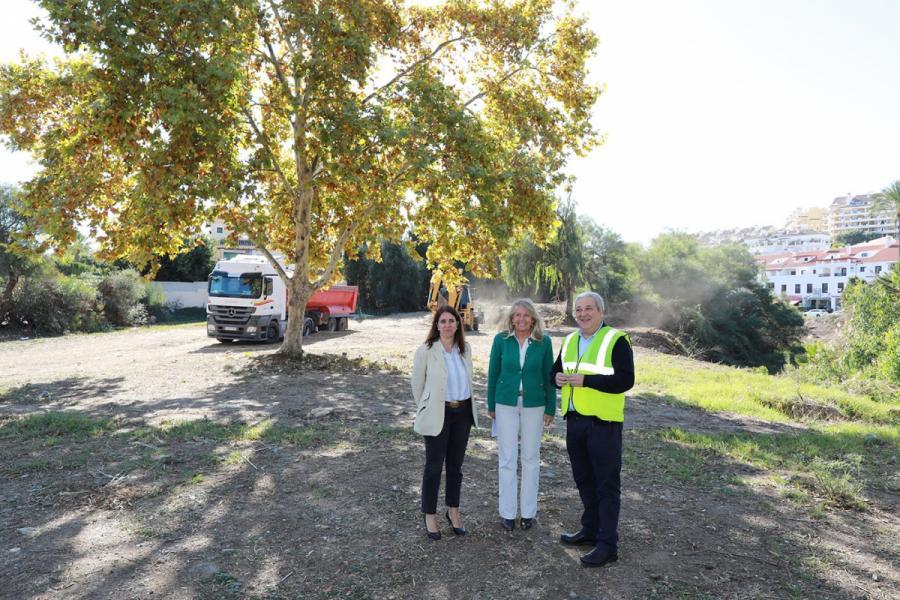 Marbella Marbella Marbella acomete la limpieza de los cauces de una docena de ríos y arroyos y destinará en 2020 una partida de 150.000 euros para dar continuidad a estos trabajos cada año