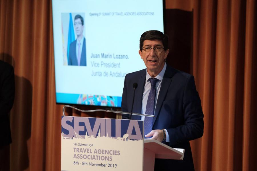 Turismo Hoteles Marín resalta la diversidad de la oferta de Andalucía como foco de atracción para las agencias de viajes