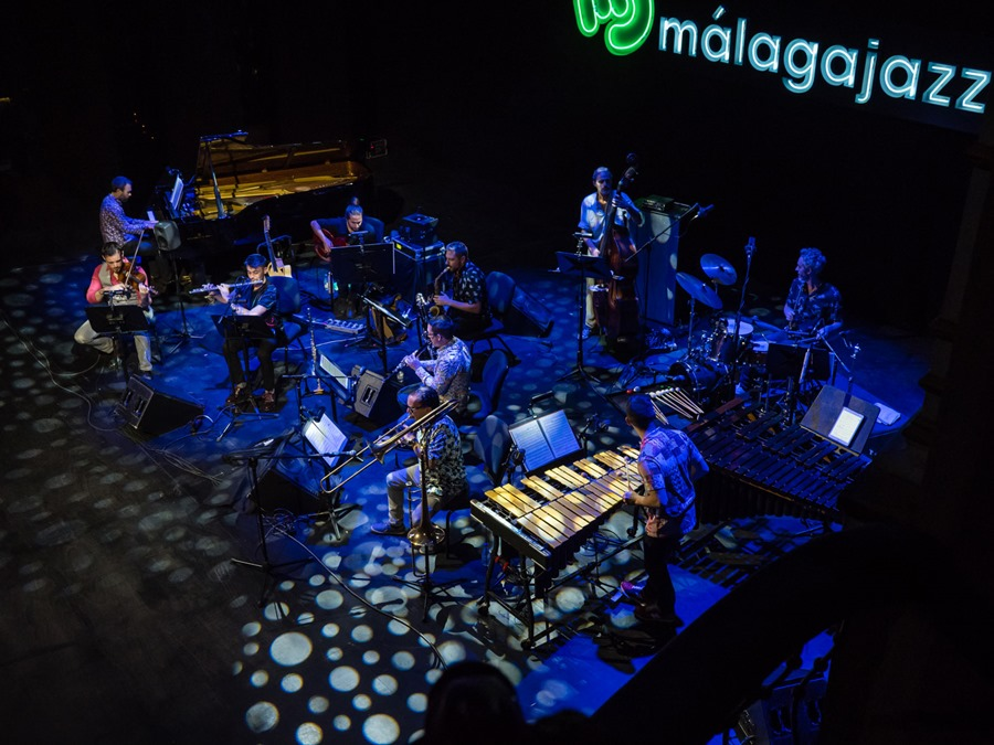Malaga Malaga Charles Lloyd, Premio 'Cifu' del 33 Festival Internacional de Jazz de Málaga