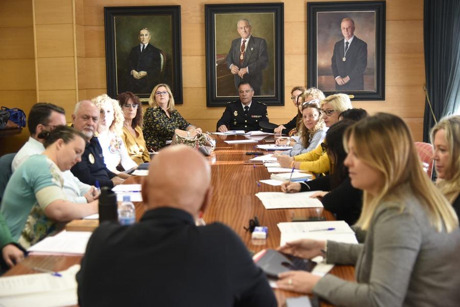 Torremolinos Torremolinos La Mesa Interinstitucional de Violencia de Género de Torremolinos trabaja para mejorar los protocolos de actuación