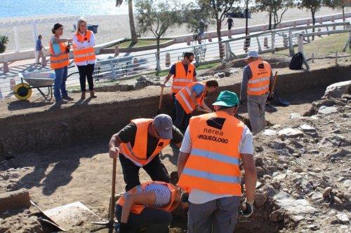 """Fuengirola Fuengirola El Ayuntamiento impulsa la primera fase de la recuperación de la """"Ciudad Romana de Suel"""""""
