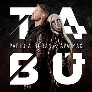 """Actualidad Actualidad Pablo Alborán arrasa con su nuevo single """"Tabú"""" junto a Ava Max, más de 1M de views en 12 horas"""