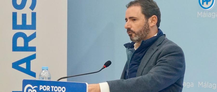 Malaga Malaga El PP cree que el caso ERE es una enmienda a la totalidad de 40 años de socialismo en Andalucía