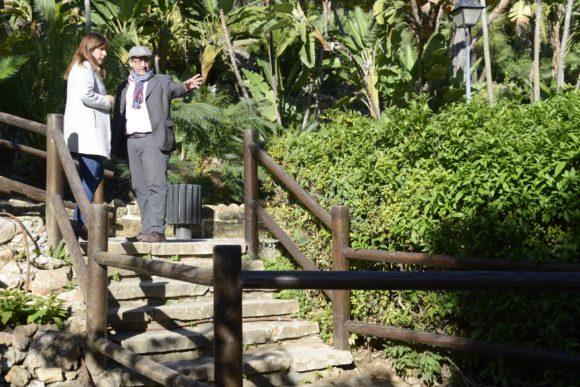 Torremolinos Torremolinos Torremolinos mejora la accesibilidad del Molino de Inca
