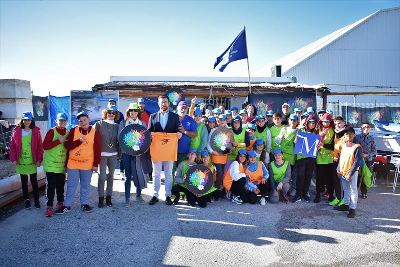 Malaga Malaga La Diputación de Málaga impulsa talleres de remo para jóvenes de la provincia durante el primer trimestre del curso escolar