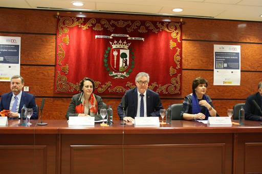 Actualidad Actualidad Valerio defiende una estrategia de empleo que mejore las políticas activas y resalte el valor de los Servicios Públicos de Empleo