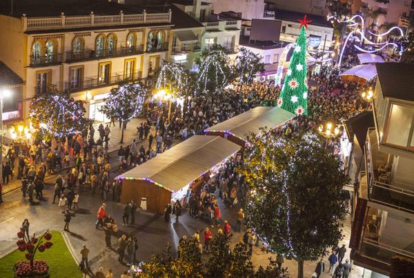 Torremolinos Torremolinos Torremolinos enciende su Navidad el próximo jueves día 5 de diciembre