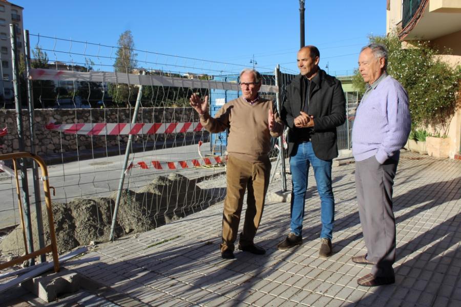 Fuengirola Fuengirola El Ayuntamiento de Fuengirola remodela la calle Víctor de la Serna para mejorar la accesibilidad de todo su entorno