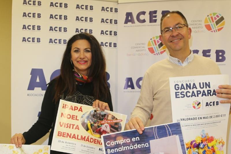 Benalmadena Benalmadena ACEB y la Asociación Centro Comercial Abierto de Benalmádena (ACCAB) pone en marcha su campaña de Navidad con más de 4.000 euros en premios y regalos