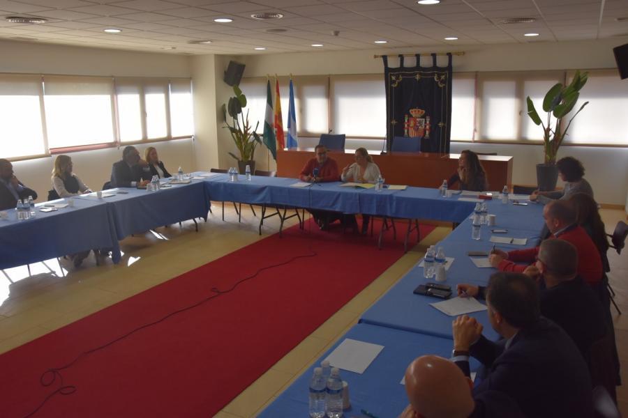 Fuengirola Fuengirola El Ayuntamiento y el sector hotelero colaboran para impulsar la proyección de Fuengirola a nivel nacional e internacional