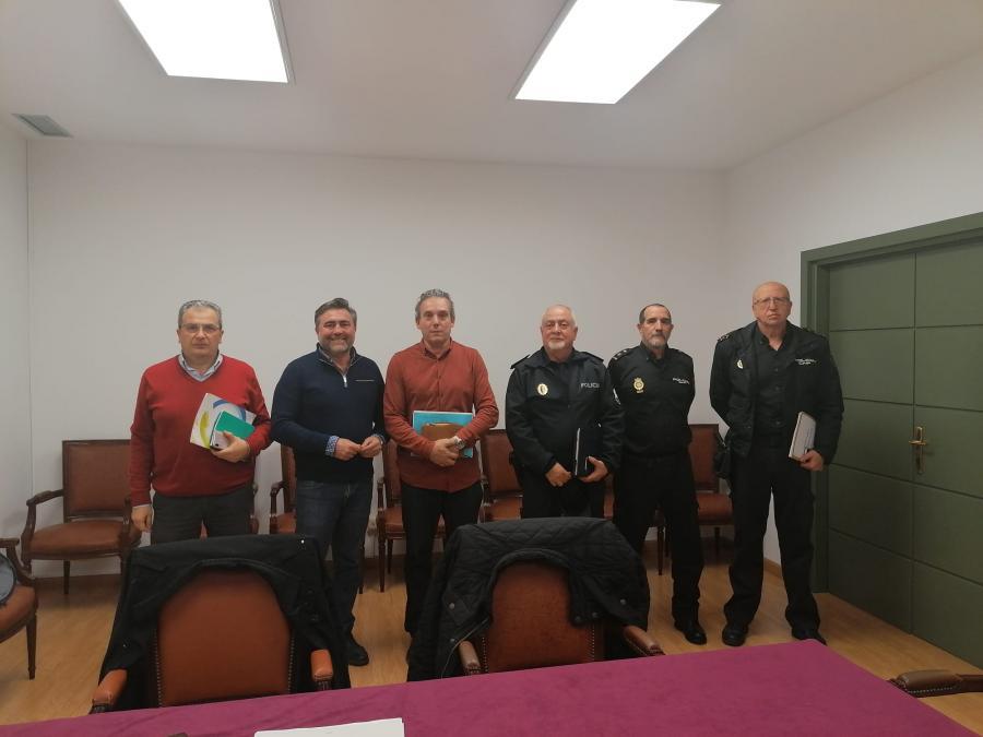 Torremolinos Torremolinos El CET propone que los comerciantes participen en la elaboración del Plan de Seguridad del municipio
