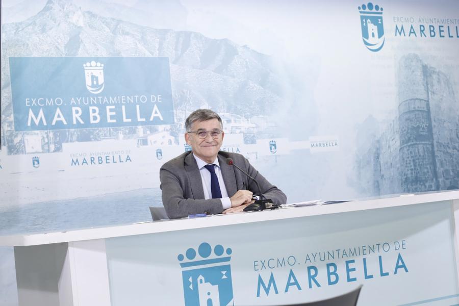 Marbella Marbella El Ayuntamiento da el visto bueno en el arranque del año a la construcción de 211 viviendas en Nueva Andalucía con una inversión de 27 millones de euros