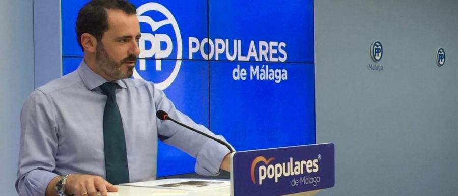 """Actualidad Actualidad El PP valora el impulso del Gobierno andaluz a las políticas de empleo para poner fin al """"estancamiento"""" socialista"""