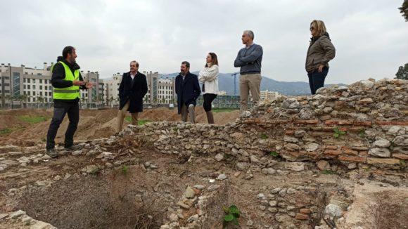Torremolinos Torremolinos Torremolinos apuesta por la protección y recuperación de los yacimientos romanos de La Cizaña