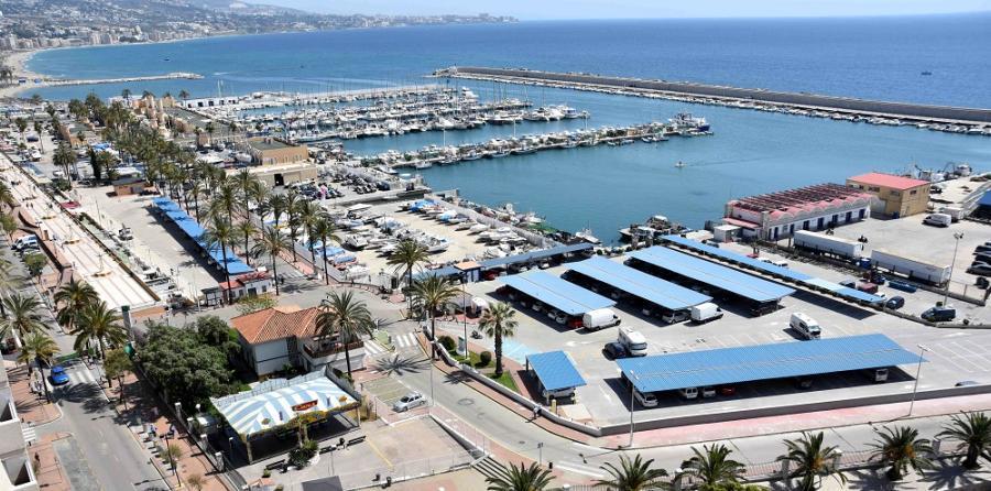 Fuengirola Fuengirola El nuevo puerto deportivo de Fuengirola avanza tras sacar a concurso el Ayuntamiento la redacción del proyecto básico