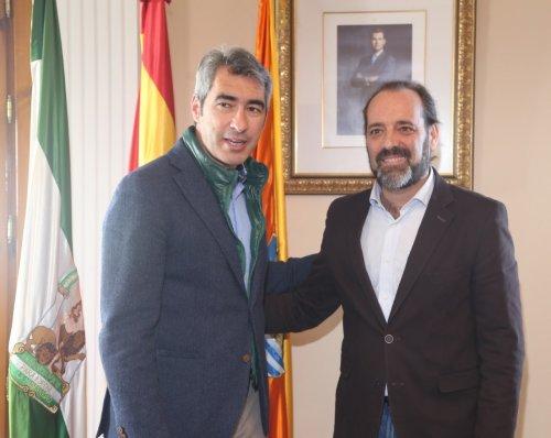 Benalmadena Benalmadena El alcalde y el Diputado Juan Cassá colaborarán para impulsar proyectos como el puente de La Leala o el Centro de AFAB
