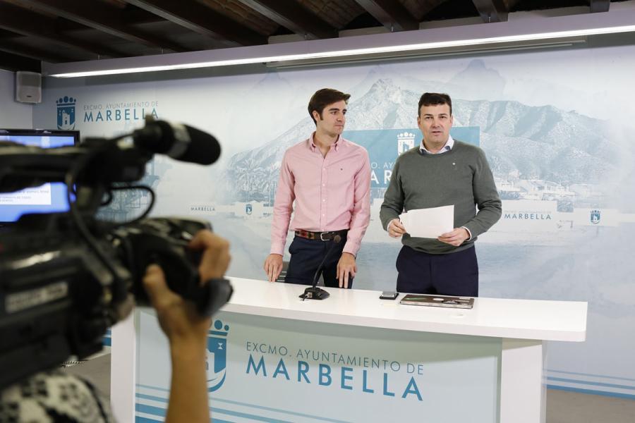 Marbella Marbella Marbella consiguió alrededor de 12 millones de euros en 2019 para programas de empleo