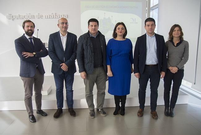 Malaga Malaga La Diputación presupuesta para 2020 la convocatoria de 369 plazas de empleo público