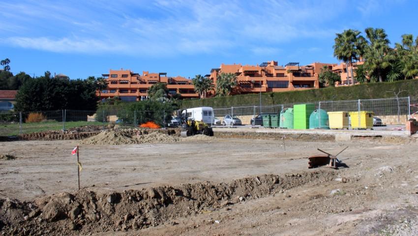 Estepona Estepona El Ayuntamiento de Estepona ejecuta una treintena de instalaciones deportivas gratuitas en la ciudad