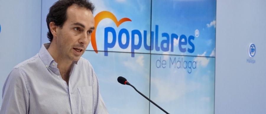 Malaga Malaga El PP exige al PSOE que deje de hacer el ridículo y mentir sobre el inexistente cierre de las oficinas liquidadoras
