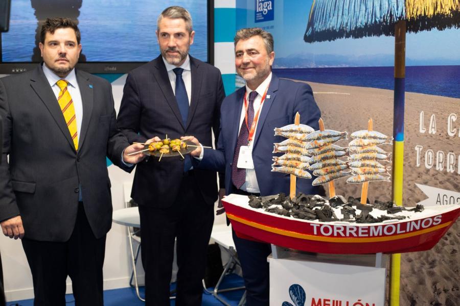 Torremolinos Torremolinos El CET presenta la tapa 'Torremolinos' elaborada con mejillón de corriente andaluz cultivado en aguas de la localidad