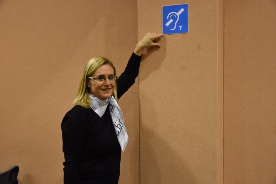 Fuengirola Fuengirola Fuengirola, pionera en Andalucía en la instalación en auditorios públicos de sistemas para personas con problemas auditivos