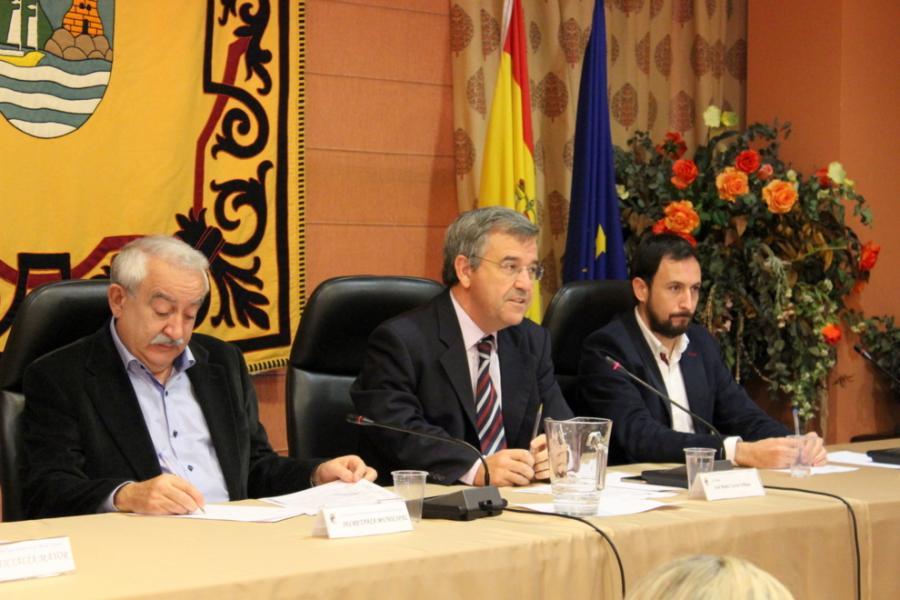 Estepona Estepona La modificación de elementos del PGOU supera la aprobación provisional en Pleno