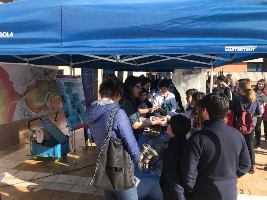 Fuengirola Fuengirola Centenares de escolares fuengiroleños participan en las jornadas de concienciación sobre Medio Ambiente organizadas por el Ayuntamiento