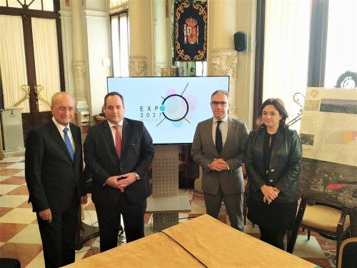 """Malaga Malaga El secretario de la Oficina Internacional de Exposiciones cree que Málaga tiene una idea """"muy sólida"""" para 2027"""