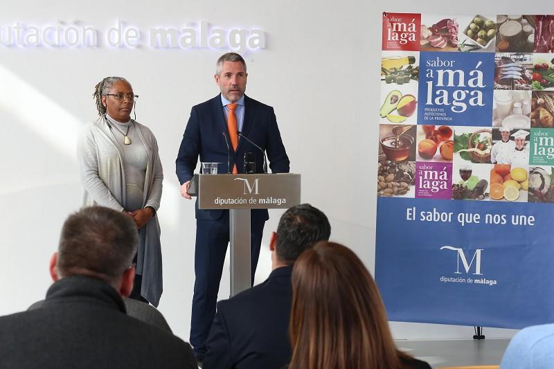 Malaga Malaga La Diputación de Málaga abrirá nuevos canales de comercialización y distribución de los productos malagueños con el Reino Unido ante su inminente salida de la Unión Europea