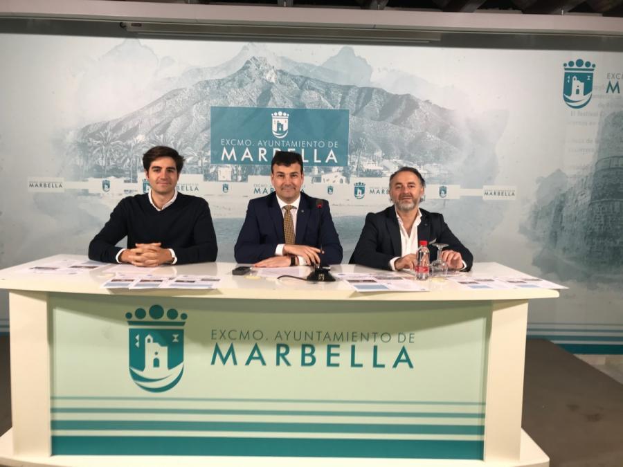 Marbella Marbella El Ayuntamiento impulsa el programa 'Marbella Forma' con el fin de promover la oferta por parte de empresas locales de cursos específicos y gratuitos en un amplio abanico de sectores