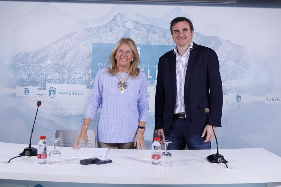 Marbella Marbella Marbella protagonizará en marzo una intensa promoción turística con la participación en ferias internacionales y la celebración del Congreso Traveller Made de agencias de viaje de lujo