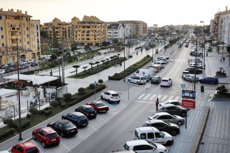 Marbella Marbella El Ayuntamiento instalará tres cámaras web en San Pedro Alcántara para potenciar la promoción turística