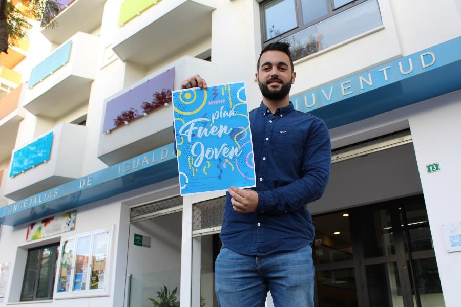 Fuengirola Fuengirola El Ayuntamiento pone en marcha el Plan Fuenjoven para implicar a los jóvenes en la vida de Fuengirola