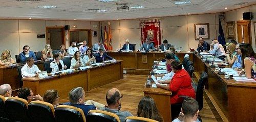 """Benalmadena Benalmadena Luz verde al primer presupuesto municipal de """"la legislatura de las inversiones"""" en Benalmádena"""