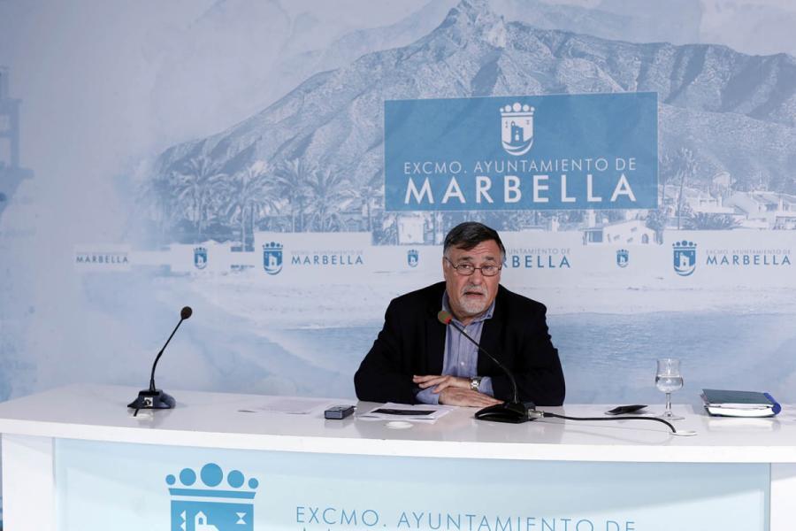Marbella Marbella El Ayuntamiento de Marbella informa de que mañana miércoles se producirá un apagón de la TDT que obligará de nuevo a resintonizar la televisión