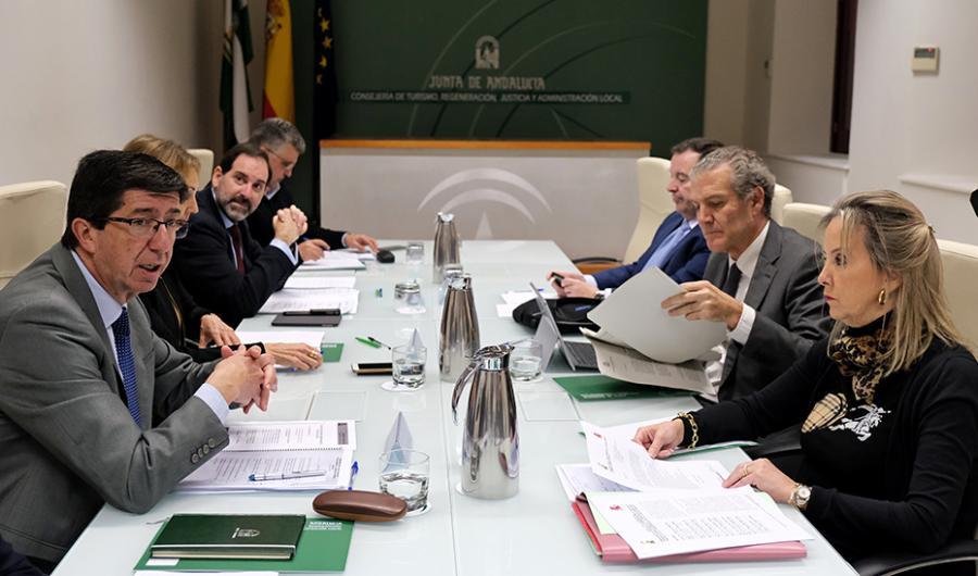 Actualidad Actualidad Marín anuncia la ampliación de la plantilla de funcionarios para Fiscalía tras 13 años congelada