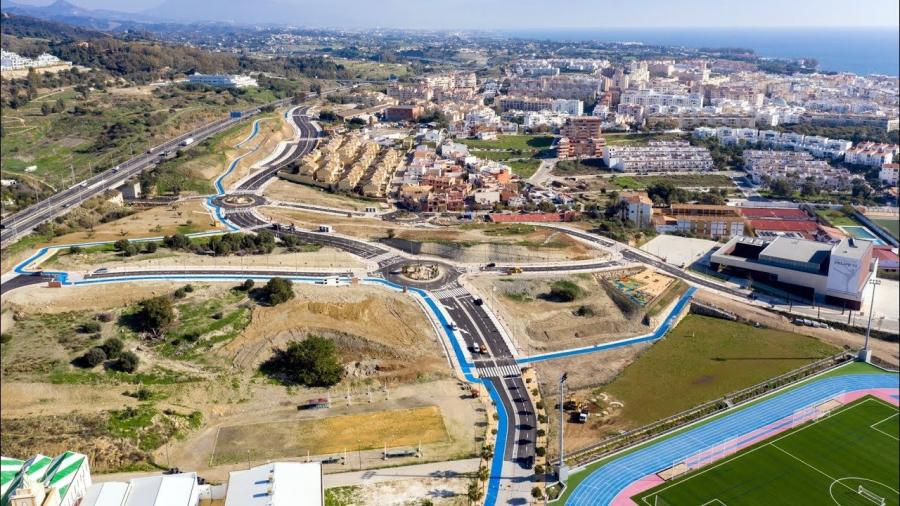 Estepona Estepona Más de 120.000 vehículos utilizan la nueva ronda norte de Estepona en su primer mes de funcionamiento