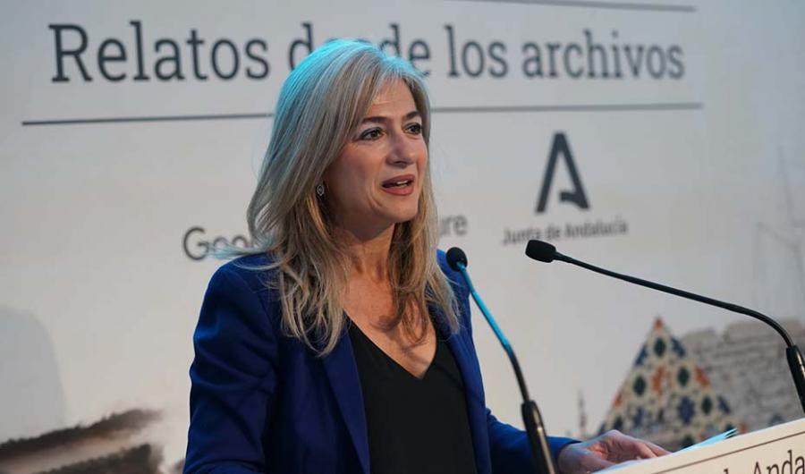 Actualidad Actualidad Cultura y Google presentan el proyecto de digitalización de los archivos andaluces