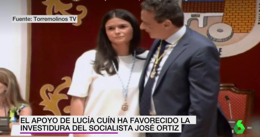 Torremolinos Torremolinos Lucía Cuín, la concejala que abandonó Vox en Torremolinos ya tiene asesora