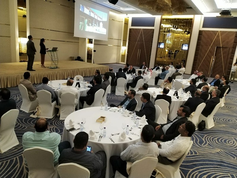 Turismo Hoteles La Costa del Sol presenta su oferta de lujo a cerca de 200 agentes de viajes de Arabia Saudí para atraer a turistas de este mercado emergente