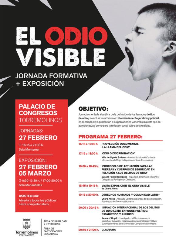Torremolinos Torremolinos Torremolinos organiza una jornada formativa para identificar y prevenir los delitos de odio