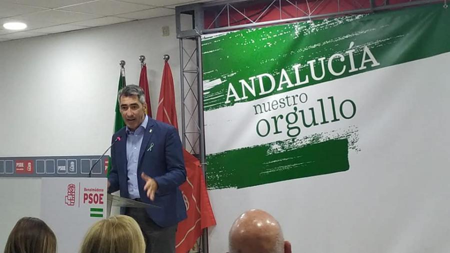 Benalmadena Benalmadena El alcalde de Benalmádena, Víctor Navas, da positivo en Coronavirus