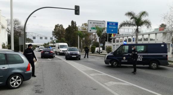 Torremolinos Torremolinos La Policía Local de Torremolinos levanta 82 actas por infracciones durante el Estado de Alarma