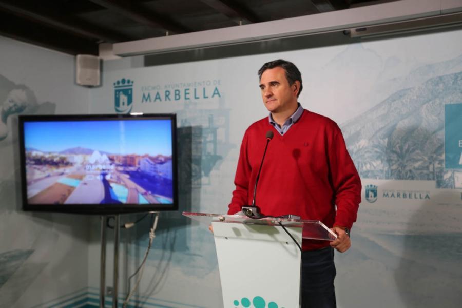 Marbella Marbella El Ayuntamiento de Marbella insta a los ciudadanos a informarse sobre la crisis sanitaria a través de fuentes oficiales y anuncia que estudiará acciones legales contra quienes difundan bulos