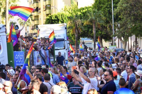 Torremolinos Torremolinos Torremolinos suspende la celebración del PRIDE 2020 programado para finales de mayo