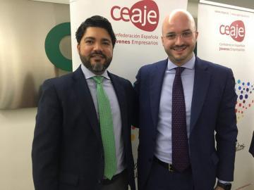 """Malaga Malaga Jóvenes Empresarios advierten de las """"graves consecuencias"""" que tendrá la emergencia sanitaria si el Gobierno no amplía sus medidas económicas"""