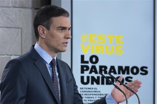 Actualidad Actualidad Pedro Sánchez y otros ocho líderes europeos defienden una respuesta coordinada frente al coronavirus