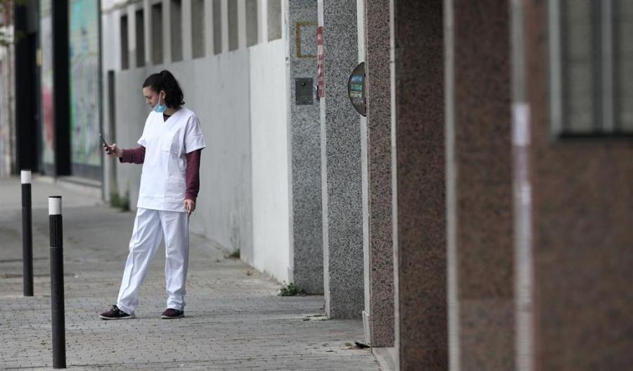 Actualidad Actualidad CSIF prepara acciones jurídicas para denunciar la desprotección del personal sanitario y de residencias de mayores por la falta de material